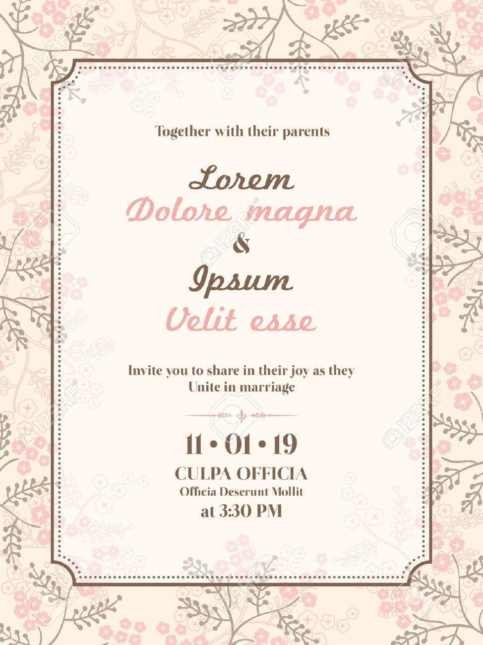 000 Top Sample Wedding Invitation Maker High Resolution Full