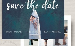 000 Top Save The Date Template Photoshop Photo  Adobe Card