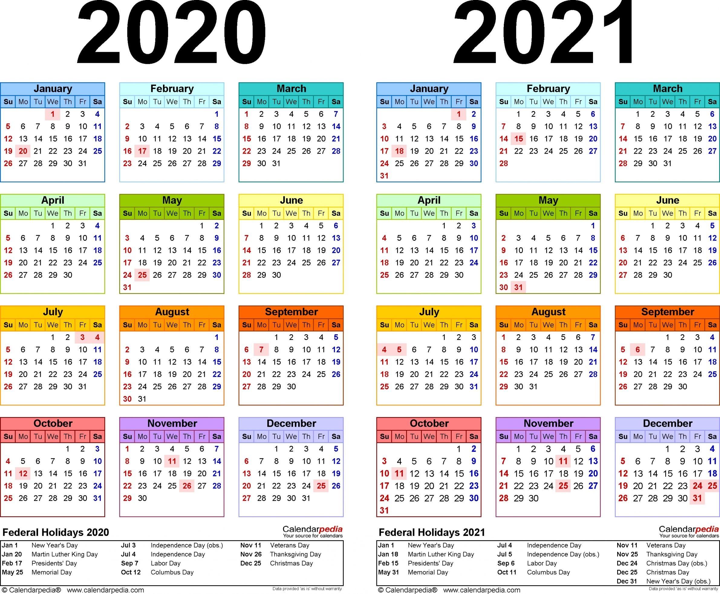000 Top School Year Calendar Template High Resolution  Excel 2019-20 WordFull