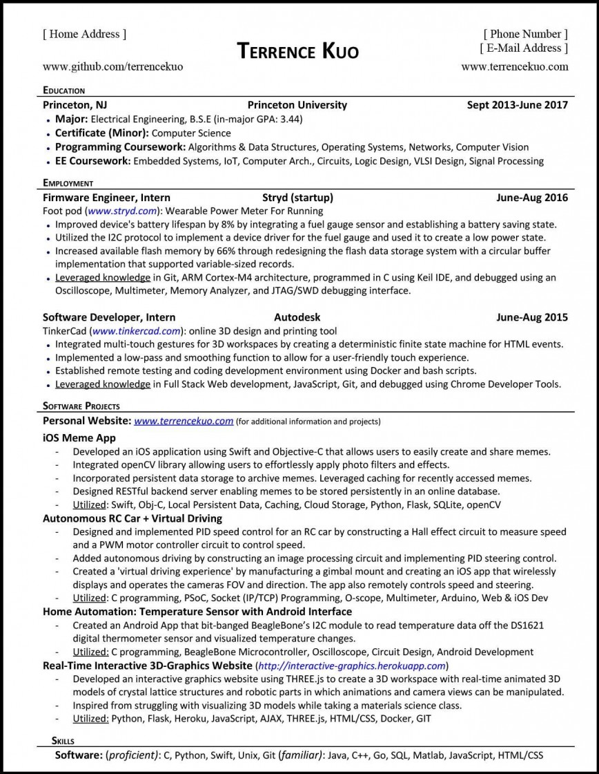 000 Top Software Engineering Resume Template High Resolution  Engineer Microsoft Word Cv Free Developer Download868