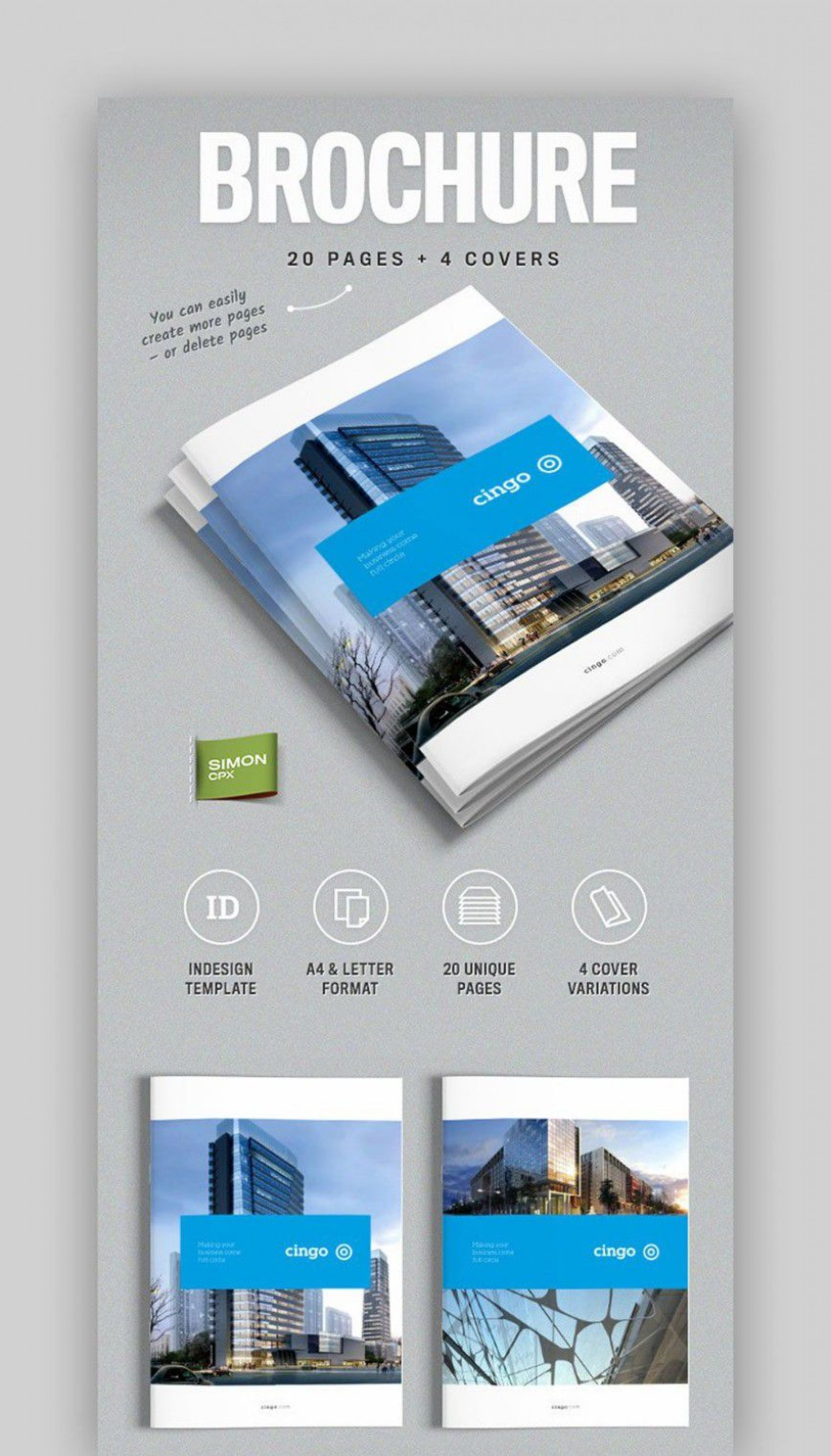 000 Unbelievable Adobe Indesign Brochure Template Free Download Image 1920
