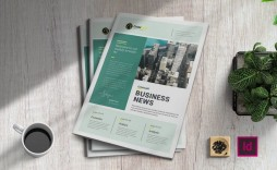 000 Unbelievable Indesign Newsletter Template Free Sample  Cs6 Email Adobe Download