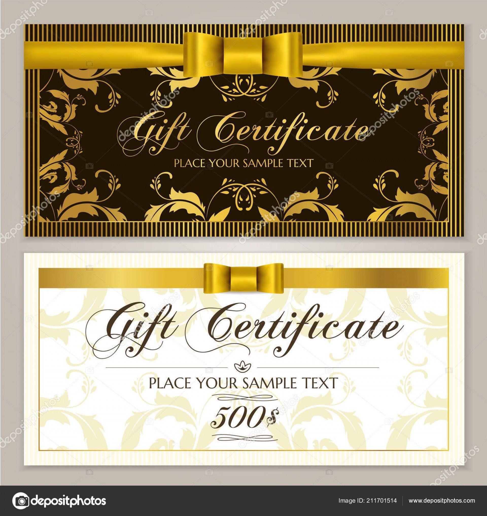 000 Unbelievable Restaurant Gift Certificate Template High Resolution  Templates Card Word Voucher Free1920