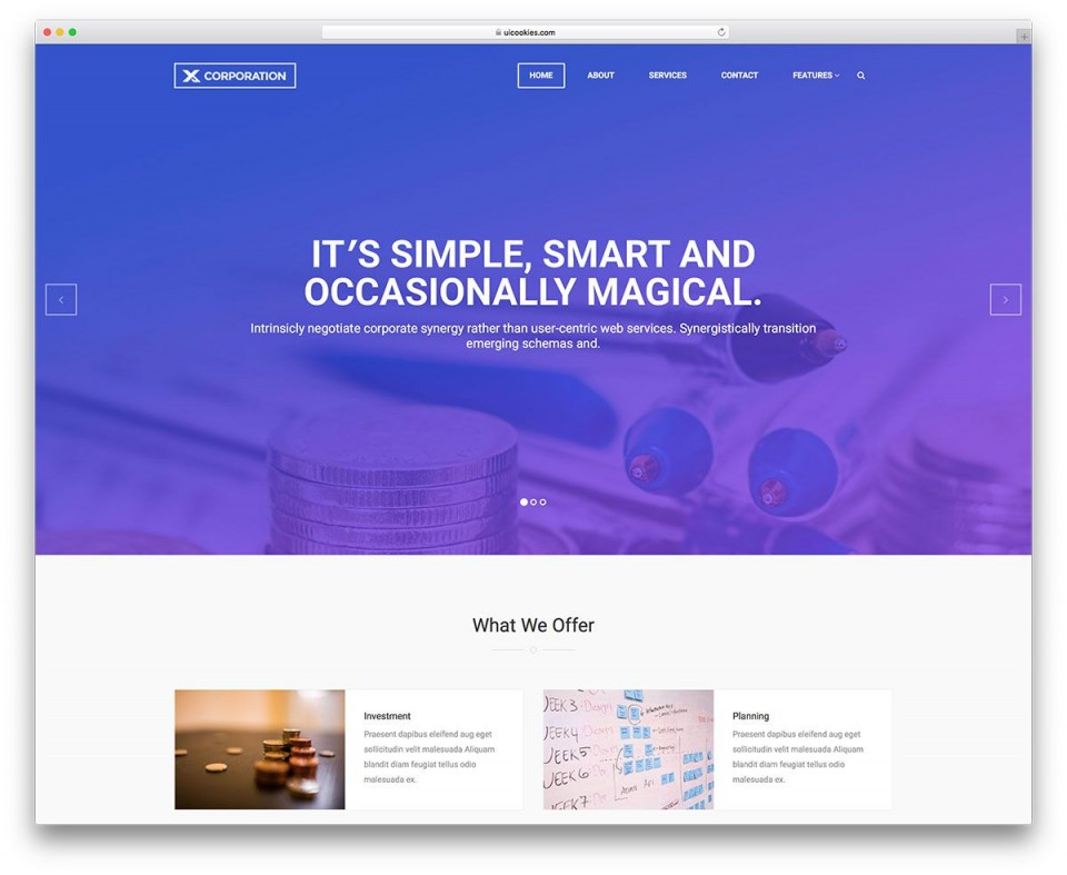 000 Unbelievable Simple Web Page Template Image  Html Website Free Download In Design Using And Cs960
