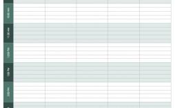 000 Unforgettable 52 Week Calendar Template Excel Design  2020 2019 2021