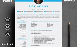 000 Unforgettable Creative Resume Template Word Idea  Professional Free Download Example Editable