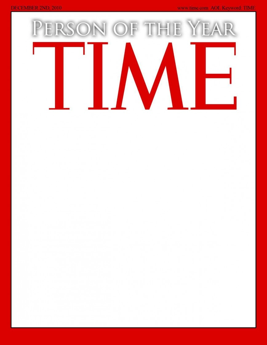 000 Unforgettable Photoshop Time Magazine Cover Template Idea  Fake