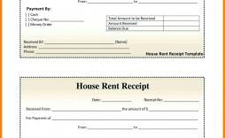 000 Unforgettable Sample Rent Receipt India Doc