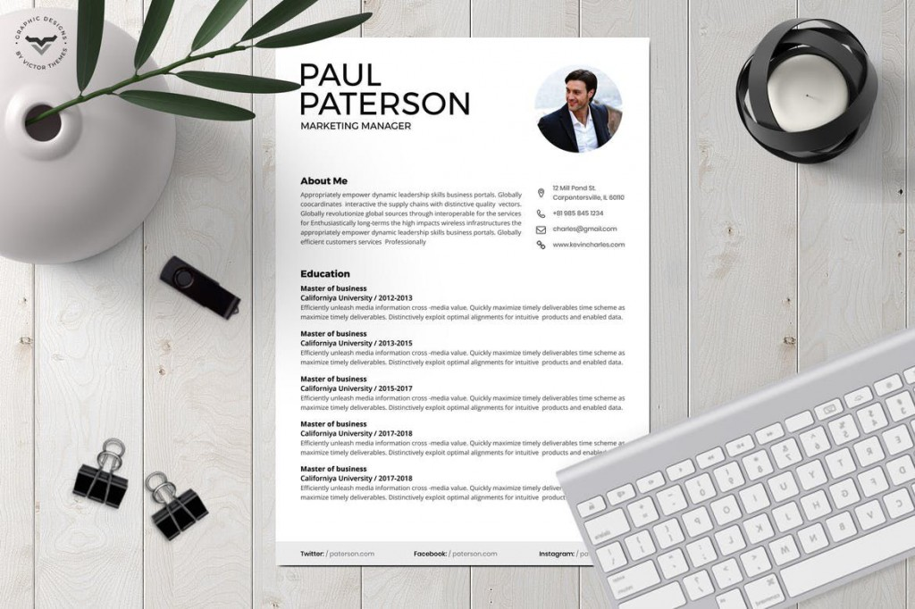 000 Unique Best Resume Template 2016 Picture Large