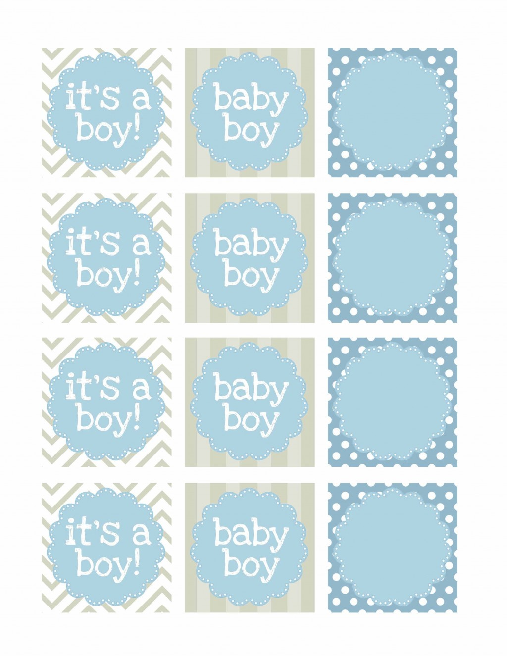 000 Unique Free Baby Shower Printable Boy Image  Oh Invitation ForLarge