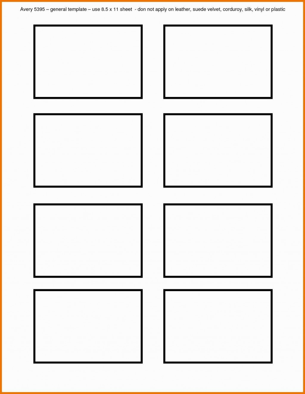 000 Unique Free Printable Card Template Word Concept  Blank Busines ForLarge