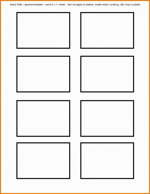 000 Unique Free Printable Card Template Word Concept  Busines Thank You Blank For480
