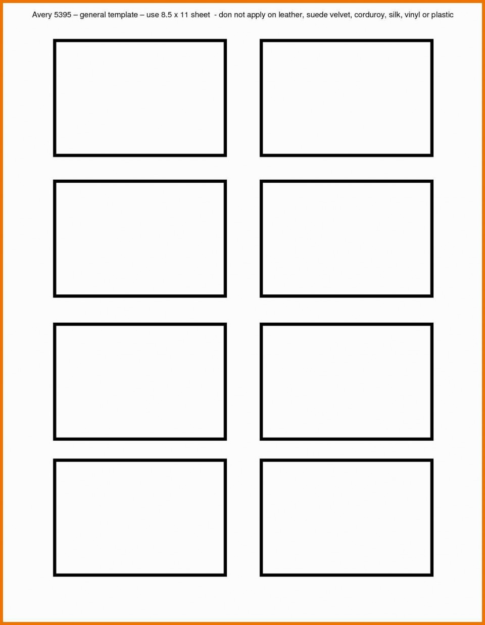 000 Unique Free Printable Card Template Word Concept  Busines Thank You Blank For960