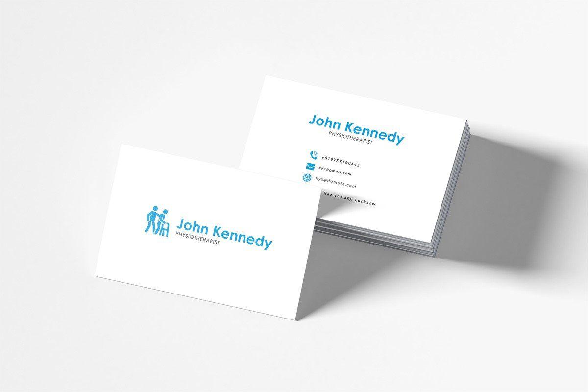 000 Unique Minimalist Busines Card Template Psd Concept Full