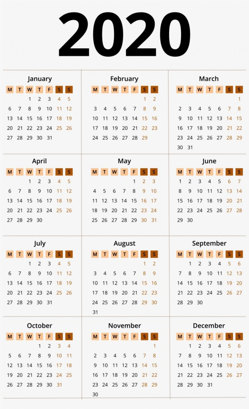 000 Unique Payroll Calendar Template 2020 Inspiration  Free Biweekly Excel