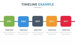 000 Unique Timeline Example Presentation Image  Project Slide Template