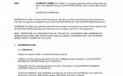 000 Unusual Buy Sell Agreement Template Free Download High Resolution  Busines Sale Nz Purchase