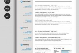000 Unusual Example Cv Template Word Idea  Resume Microsoft