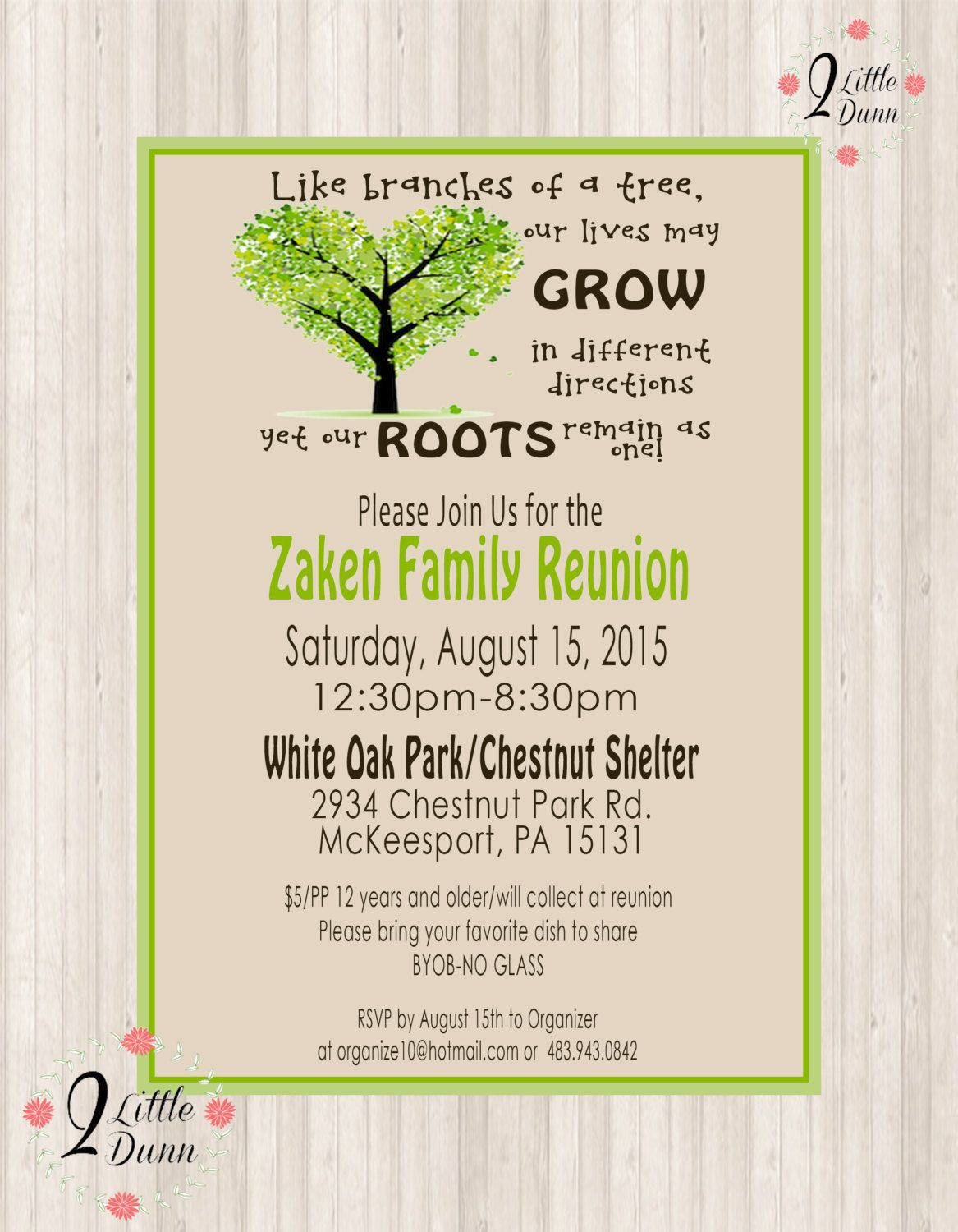 000 Unusual Family Reunion Invitation Template Free High Def  For Word OnlineFull