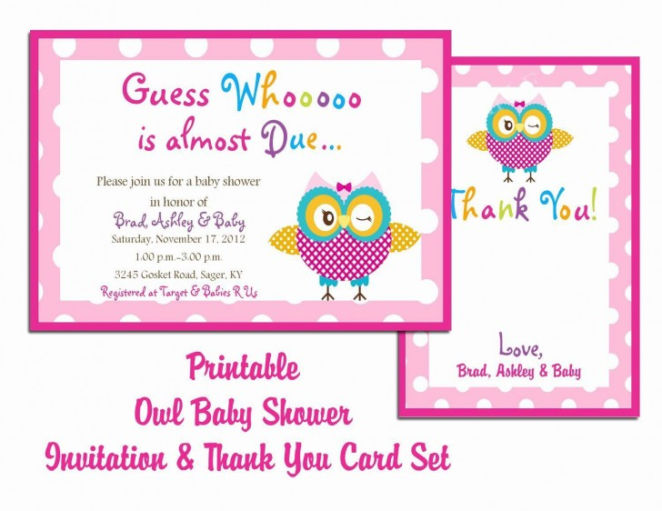 000 Unusual Free Baby Shower Card Template For Word High Def 728