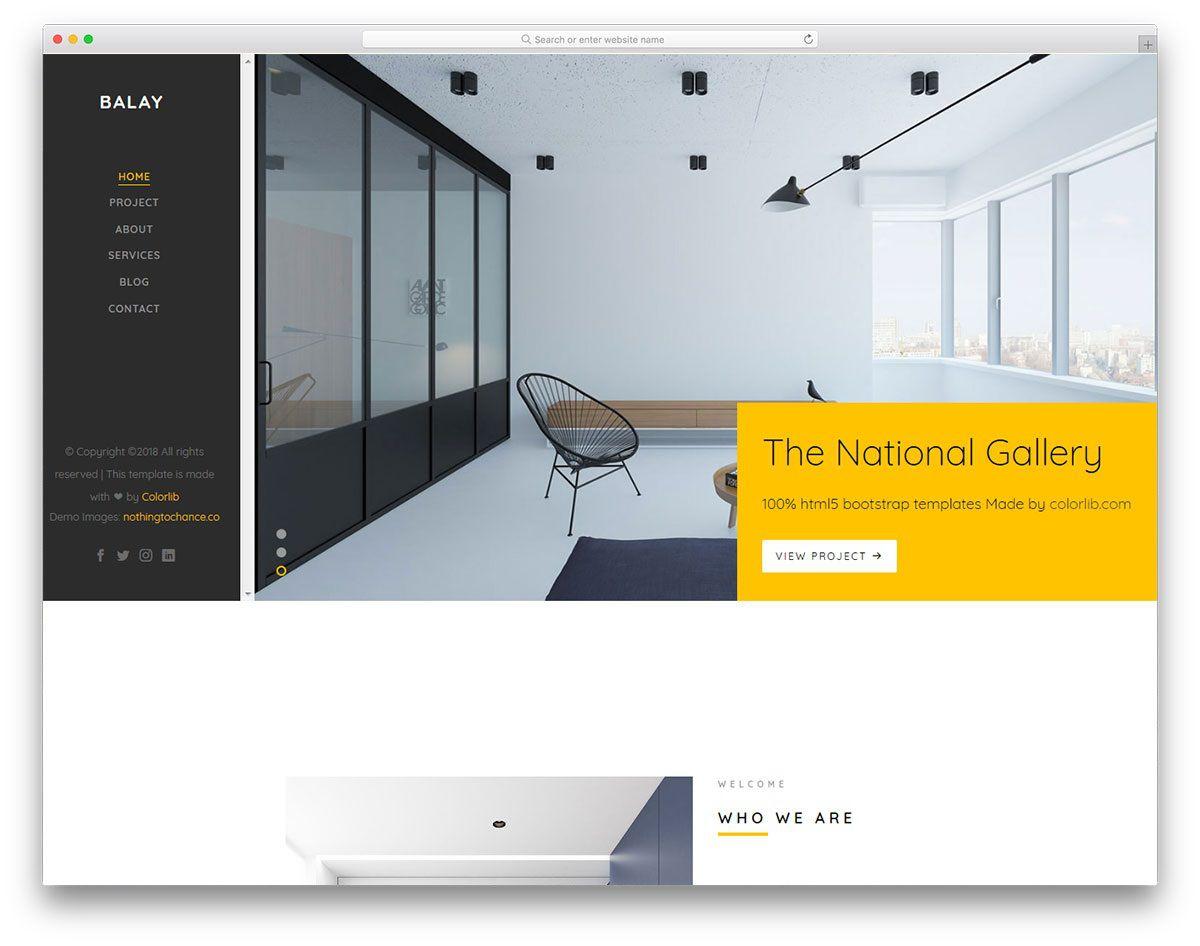 000 Unusual Interior Design Html Template Free Highest Clarity  DownloadFull