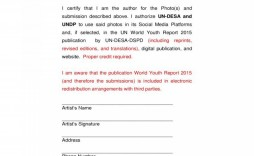 000 Unusual Photo Release Form Template Example  Video Consent Australia Free And