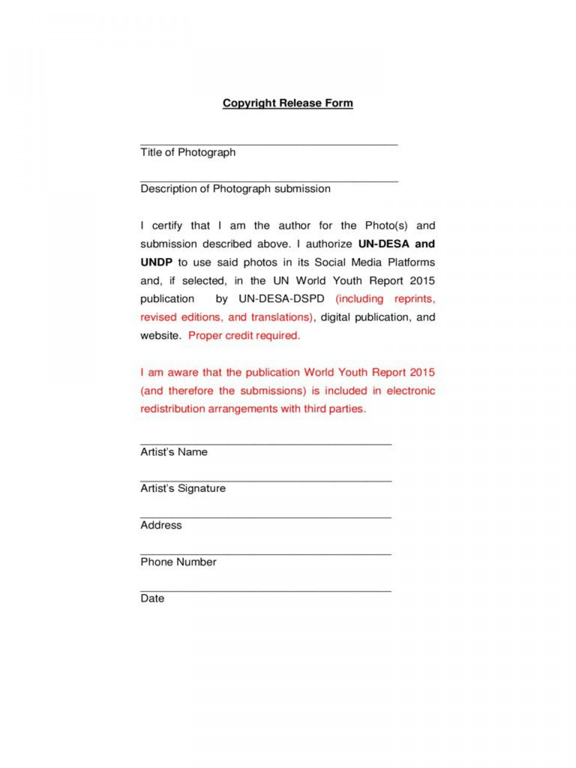 000 Unusual Photo Release Form Template Example  Video Consent Australia Free AndFull