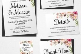 000 Unusual Printable Wedding Invitation Template Sample  Free For Microsoft Word Vintage