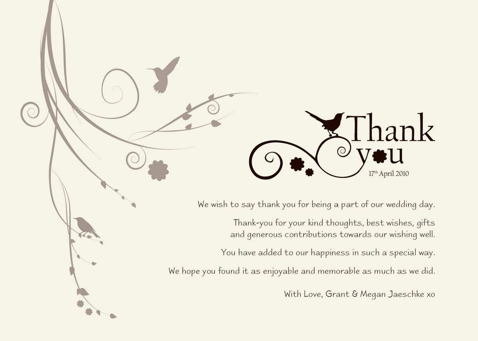 000 Unusual Thank You Note Template Word 2010 High Resolution Full