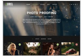 000 Unusual Web Template For Photographer Image  Photography
