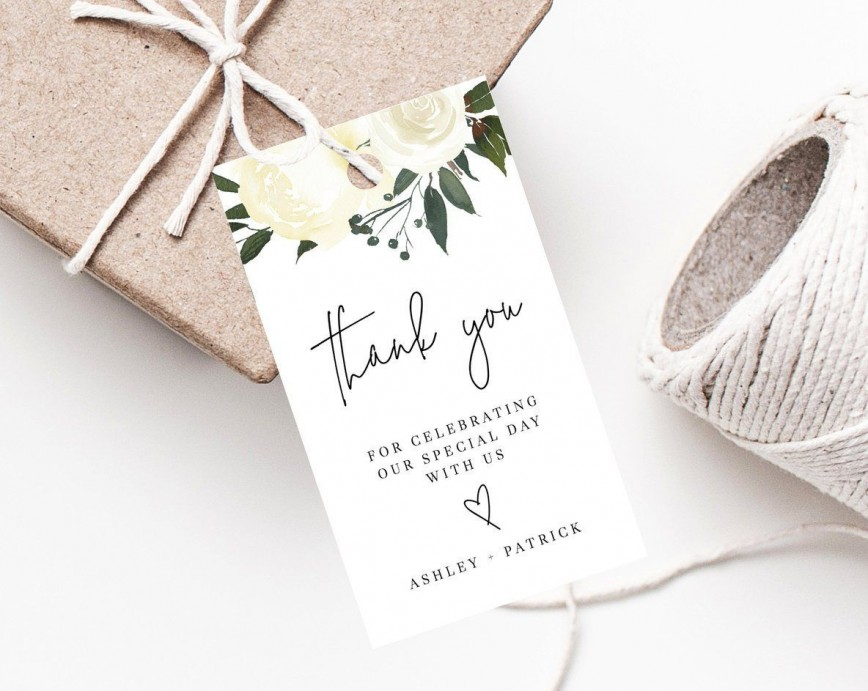 000 Unusual Wedding Favor Tag Template High Definition  Templates Free Word Sticker