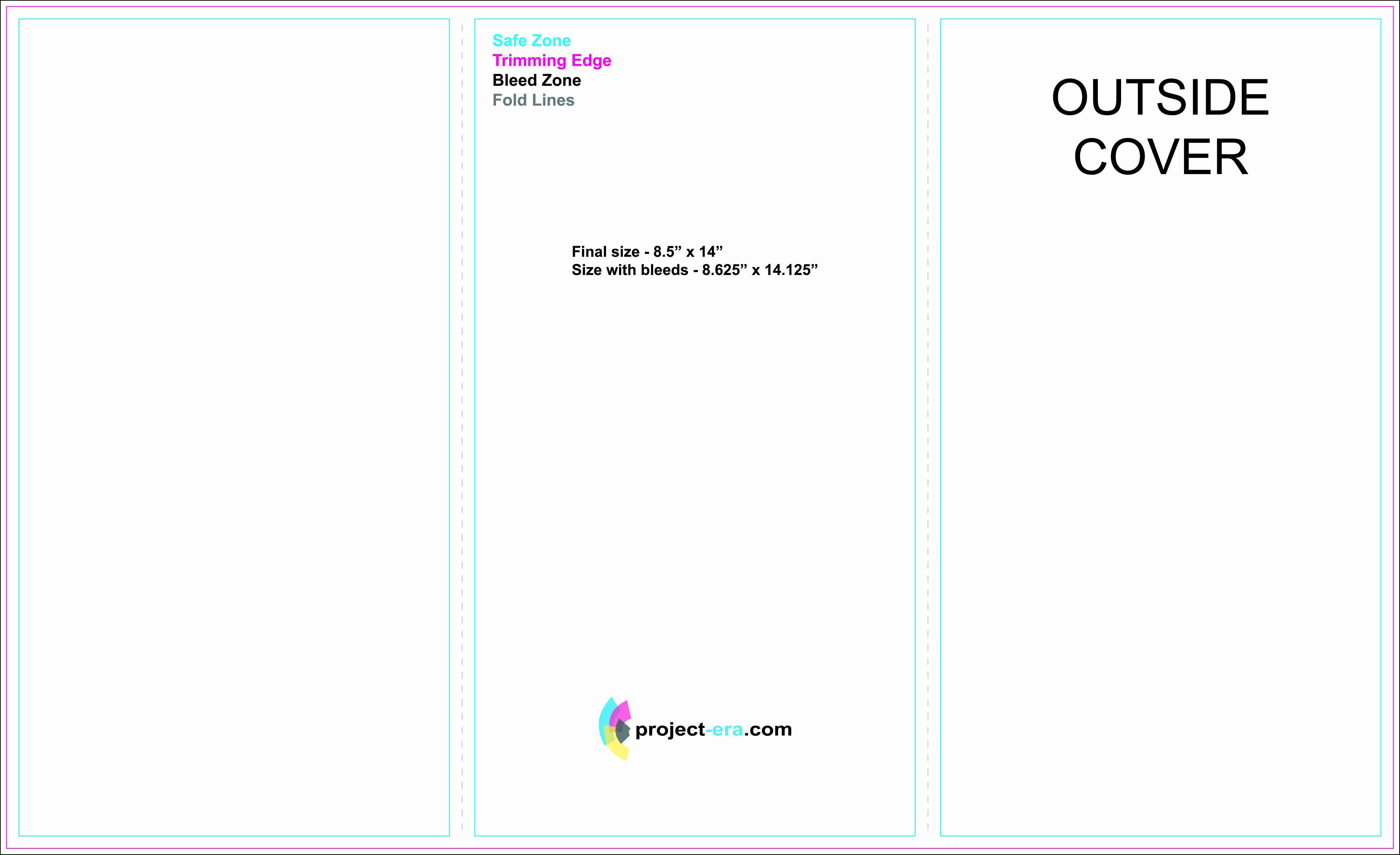 000 Wonderful 3 Fold Brochure Template Free Sample  Word DownloadFull