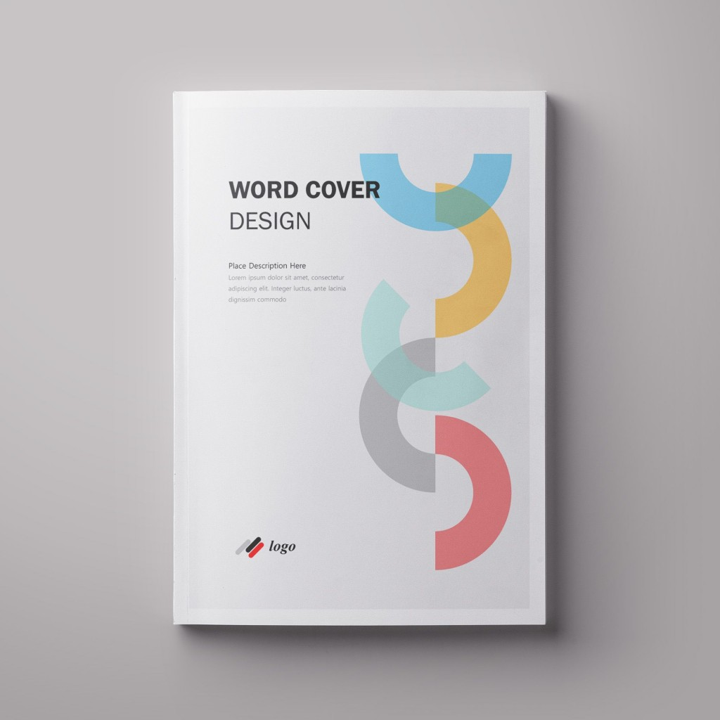 000 Wonderful Book Cover Page Design Template Free Download Sample  FrontLarge