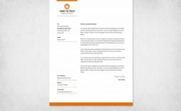 000 Wonderful Company Letterhead Template Word Idea  Busines 2007 Free Download