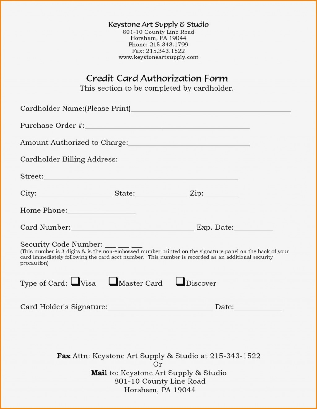 000 Wonderful Credit Card Payment Form Template Pdf Concept  AuthorizationLarge