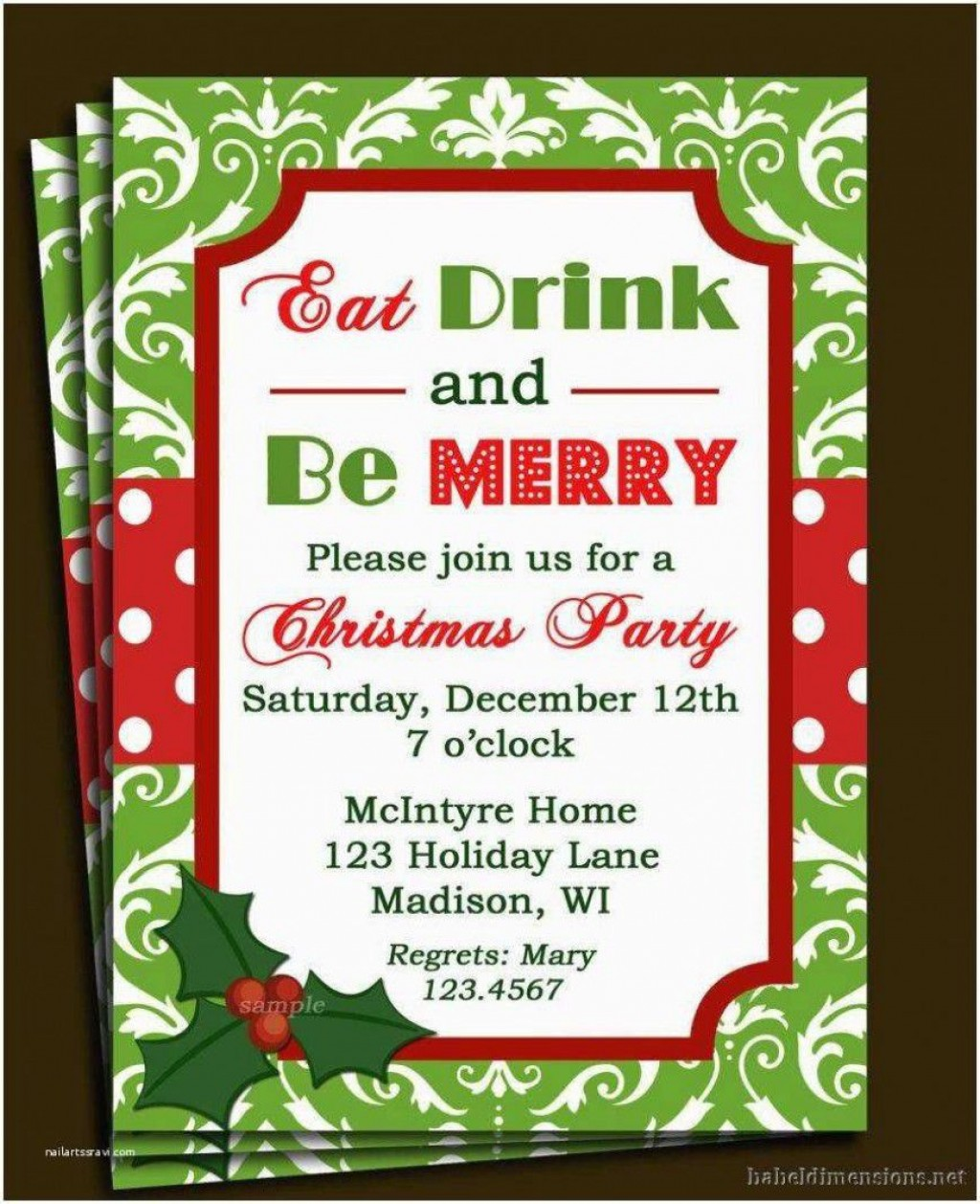 000 Wonderful Free Holiday Invite Template High Definition  Templates Party Ticket For EmailLarge