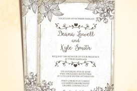 000 Wonderful Free Wedding Invitation Template Download Example  Psd Card Indian