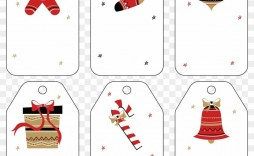000 Wonderful Printable Christma Gift Tag Template Highest Clarity  Templates Free Holiday For Word