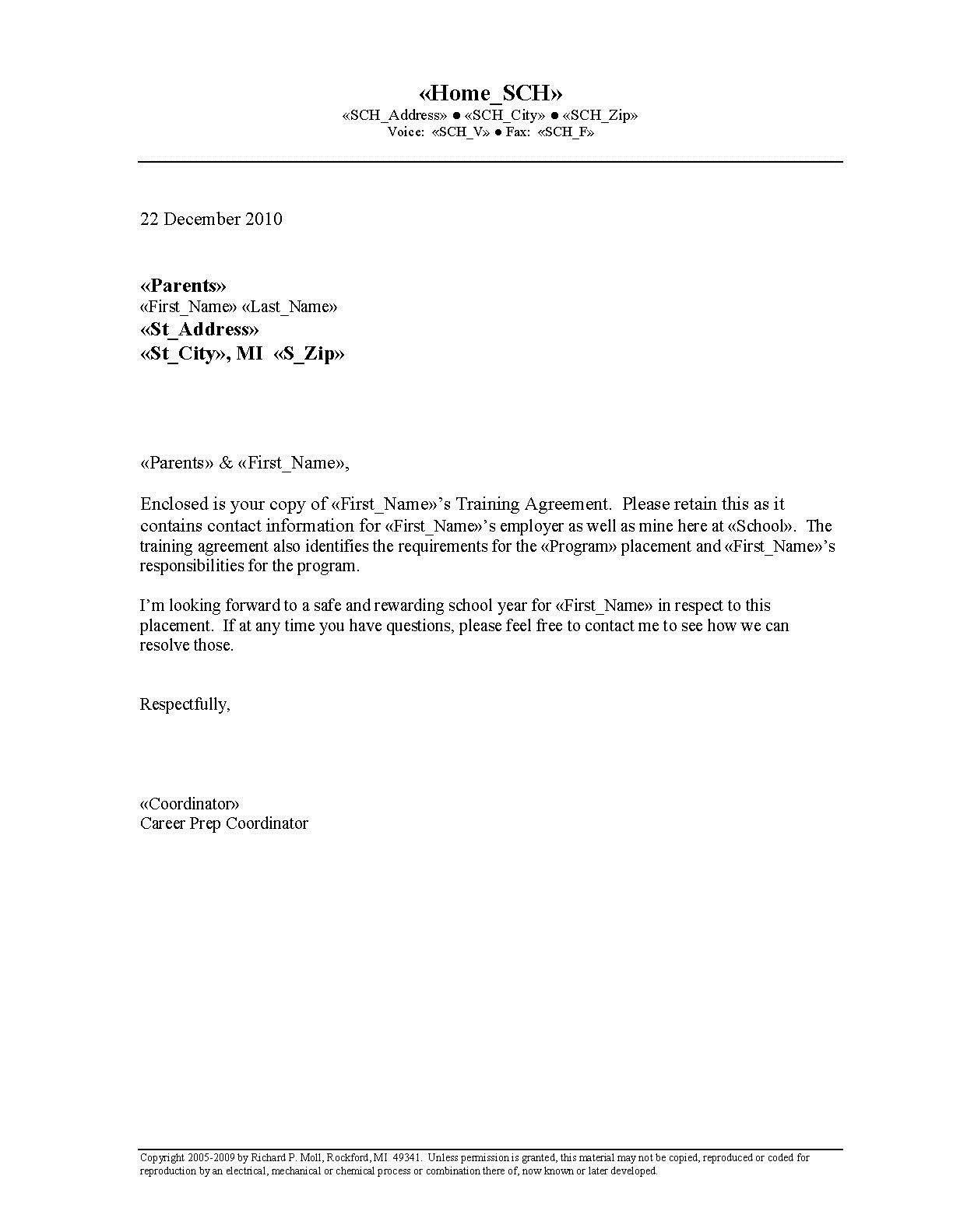 000 Wonderful Sample Letter Of Agreement Template High Def  For A In Project PrepareFull
