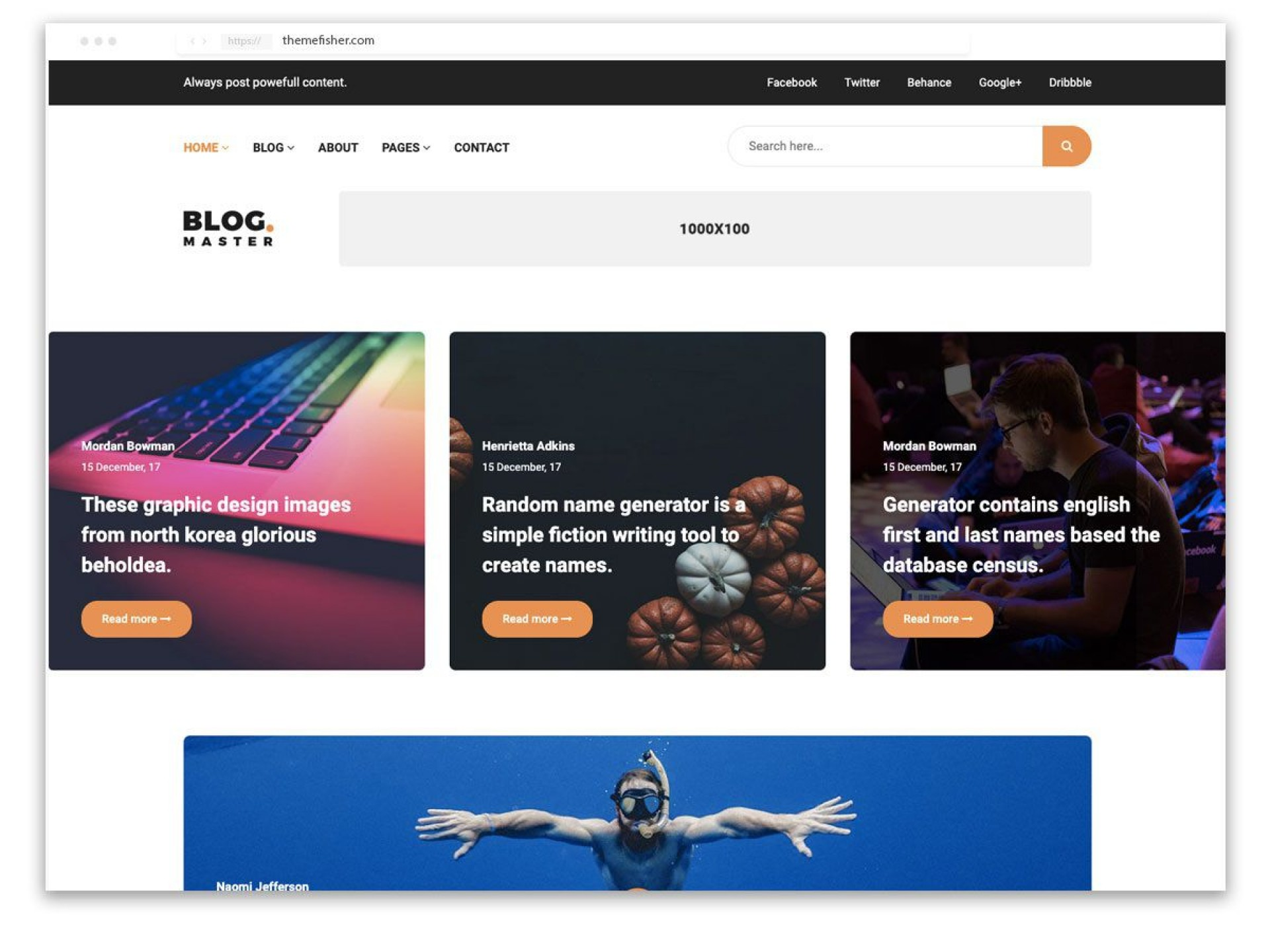 000 Wonderful Simple Html Blog Template Free Download Highest Clarity  With Cs1920