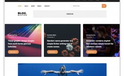 000 Wonderful Simple Html Blog Template Free Download Highest Clarity  With Cs
