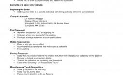 000 Wonderful Teacher Cover Letter Template Idea  Teaching Job