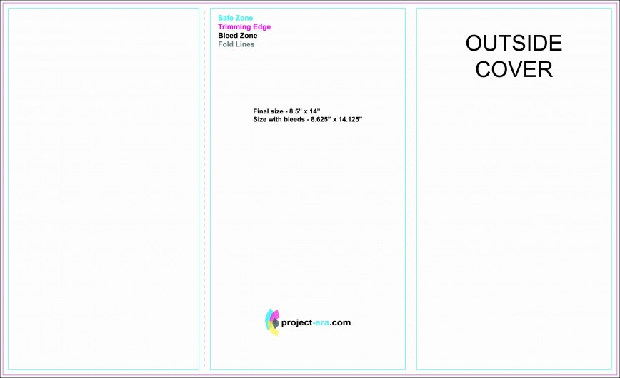 000 Wonderful Template For Trifold Brochure Highest Clarity  Tri Fold Download Free Blank Ai