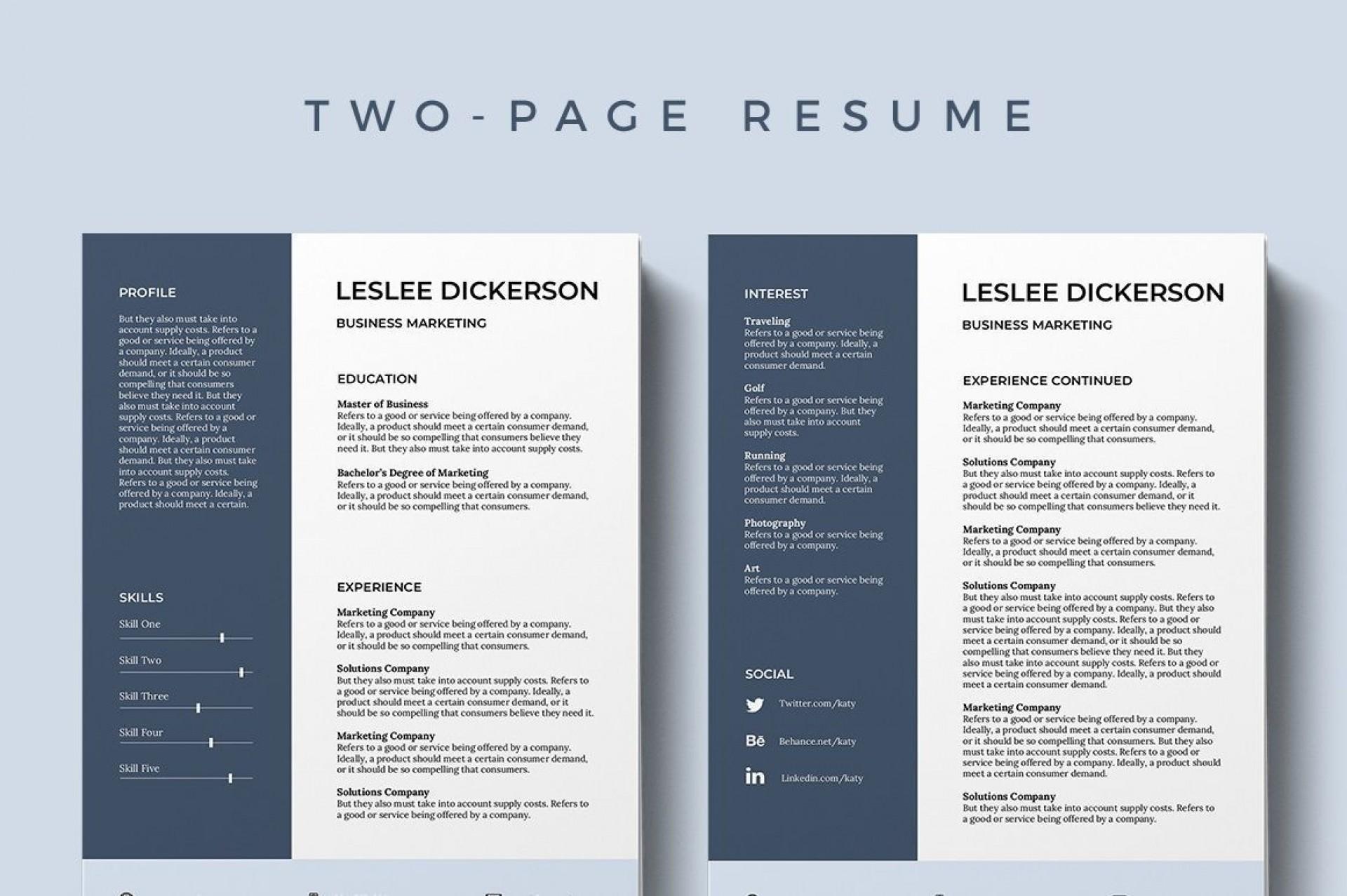 000 Wondrou Download Free Resume Template Word 2018 Inspiration 1920