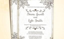 000 Wondrou Free Download Wedding Invitation Template Example  Templates Online Editable Video Filmora Maker Software