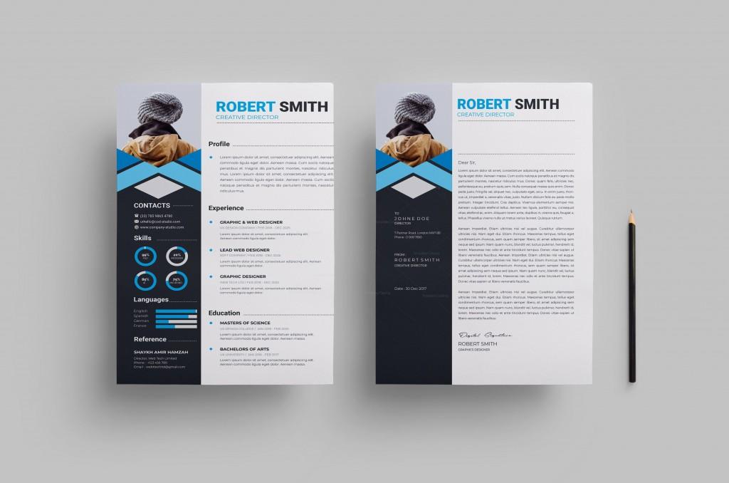 000 Wondrou Free Stylish Resume Template Photo  Templates Word DownloadLarge