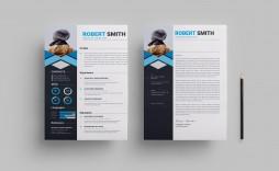 000 Wondrou Free Stylish Resume Template Photo  Templates Word Download