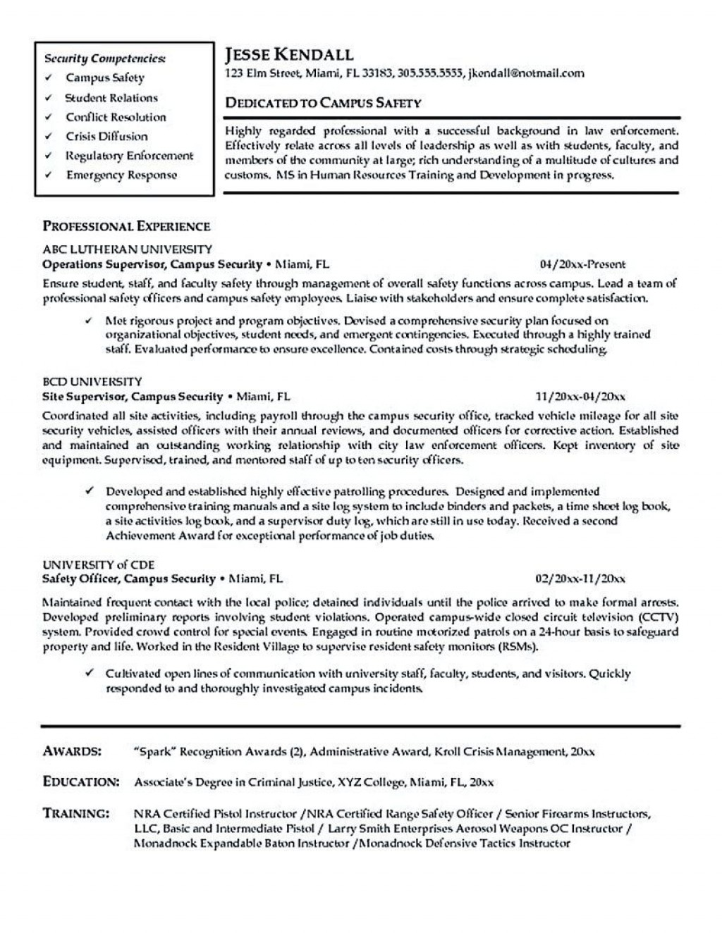 000 Wondrou Law Enforcement Resume Template High Resolution  Federal PromotionLarge