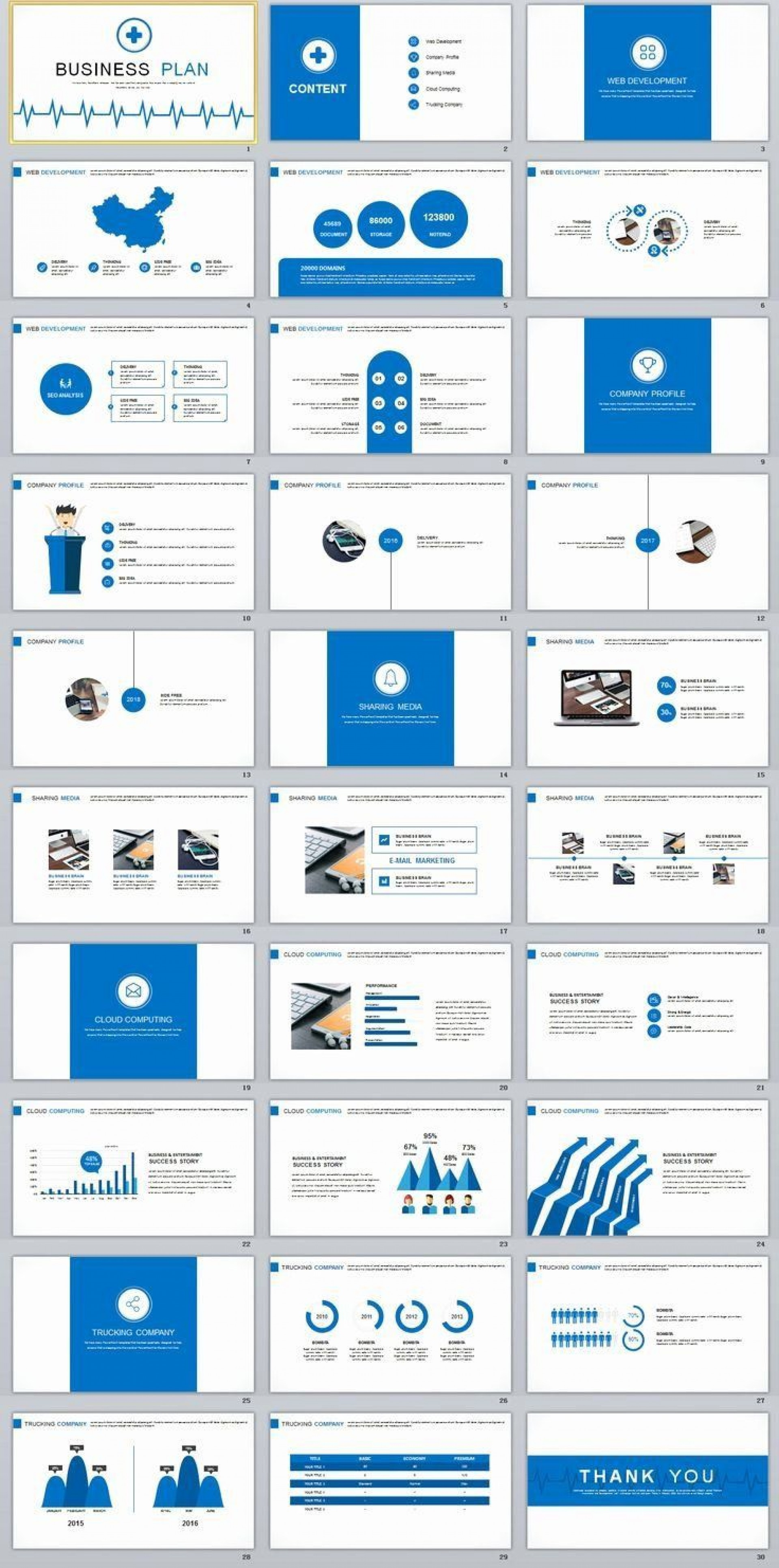 001 Amazing Best Busines Plan Template High Def  Ppt Free Download1920