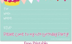 001 Amazing Birthday Invitation Template Free Download Idea  Editable Video Twin First Downloadable 18th Printable